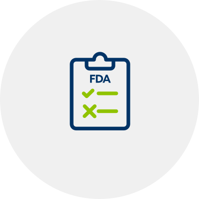 FDA Clipboard Icon
