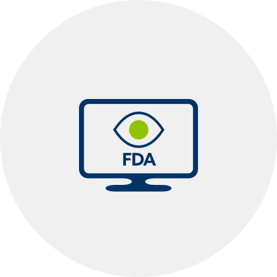 FDA Monitor Icon